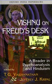 Vinshu on Freud's Desk